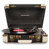 Crosley Cruiser Executive zwart platenspeler_