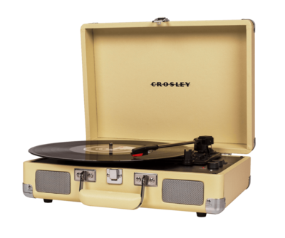 Crosley Cruiser Deluxe fawn platenspeler