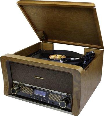 Soundmaster NR50 DAB+ platenspeler