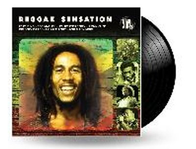 Ricatech Reggae Sensation LP