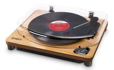 ION Air LP Wood platenspeler