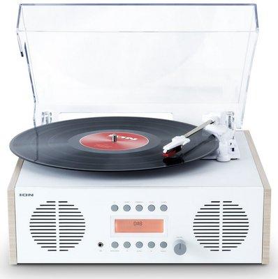 ION Digital LP DAB+ platenspeler