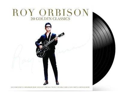 Roy Orbison - 20 Golden Classics LP