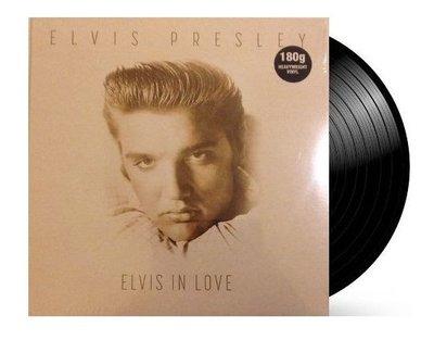 Elvis Presley - Elvis In Love LP