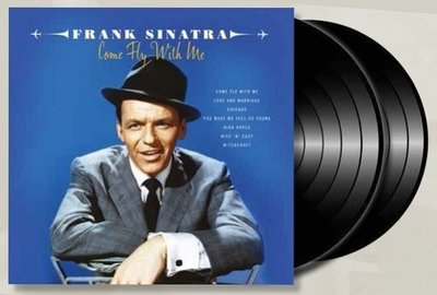 Frank Sinatra - Come Fly With Me dubbel-LP
