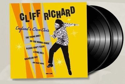 Cliff Richard - England's Own Elvis dubbel-LP
