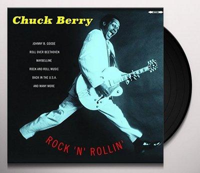 Chuck Berry - Rock 'n' Rollin dubbel-LP