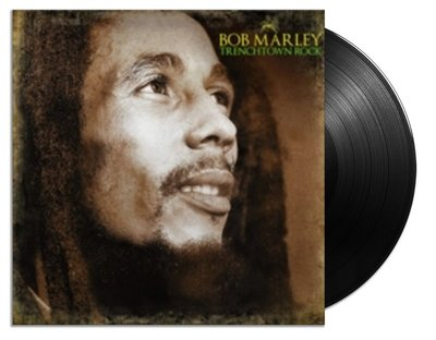 Bob Marley - Trenchtown Rock dubbel-LP
