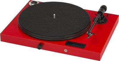 Pro-Ject Jukebox E OM5e rood platenspeler