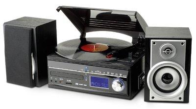 Soundmaster MCD1700 platenspeler