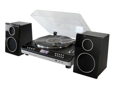 Soundmaster PL979SW DAB+ platenspeler