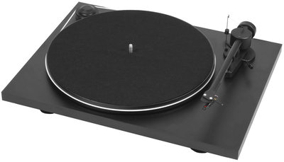 Pro-Ject Essential II zwart platenspeler