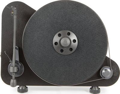 Pro-Ject VT-E Left OM5e zwart platenspeler
