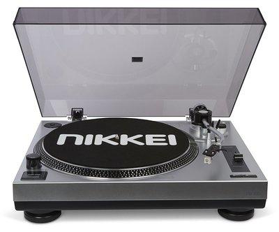Nikkei NTT15U platenspeler