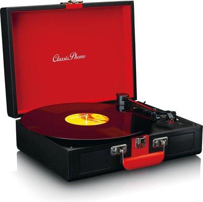 Classic Phono TT-110BKRD platenspeler
