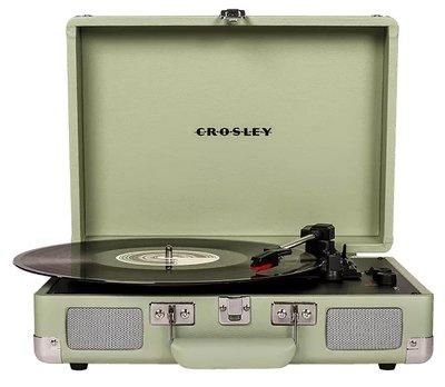 Crosley Cruiser Deluxe mint platenspeler