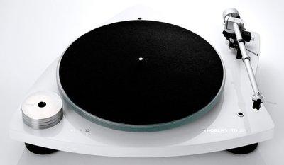Thorens TD 309 wit platenspeler