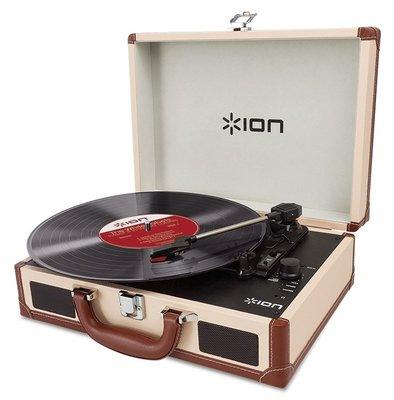 ION Vinyl Motion Deluxe platenspeler