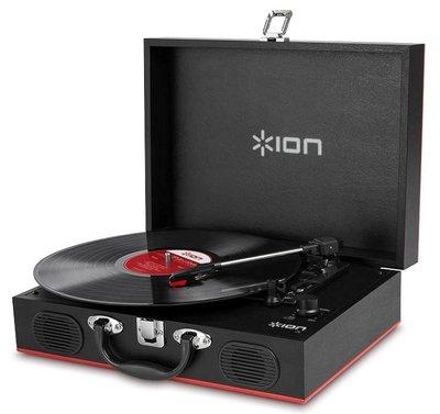 ION Vinyl Transport platenspeler