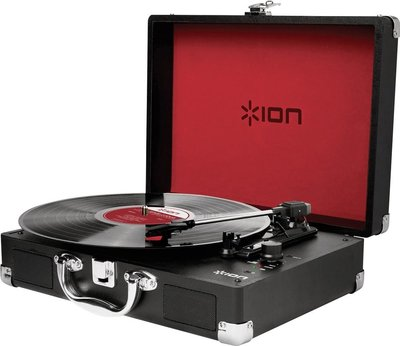 ION Vinyl Motion platenspeler