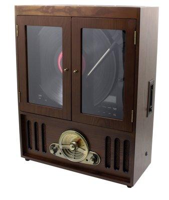 Soundmaster NR600 verticale platenspeler