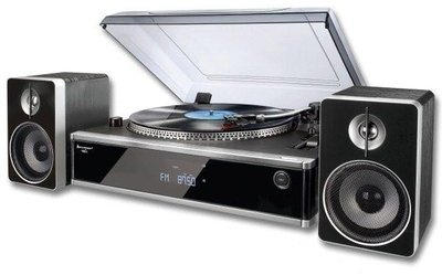 Soundmaster PL875 platenspeler