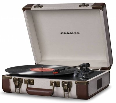 Crosley Cruiser Executive linnen platenspeler