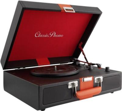 Classic Phono TT-33 black platenspeler