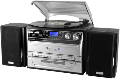 Soundmaster MCD5500SW DAB+ platenspeler