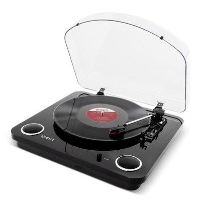 ION Max LP Black platenspeler