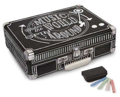 Crosley Cruiser Deluxe chalkboard platenspeler