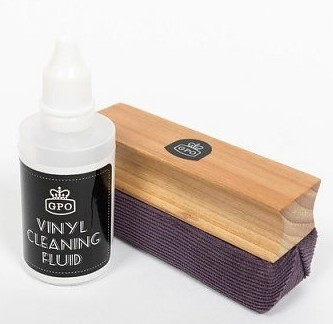GPO Vinyl Cleaning Kit platenschoonmaakset