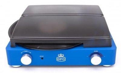 GPO Stylo II blue platenspeler