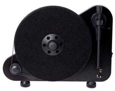 Pro-Ject VT-E Right zwart platenspeler