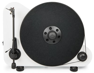 Pro-Ject VT-E BT Left wit platenspeler