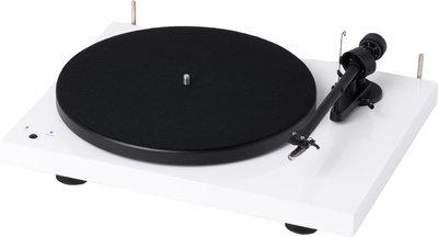 Pro-Ject Debut Recordmaster wit platenspeler