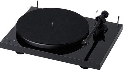 Pro-Ject Debut Recordmaster zwart platenspeler