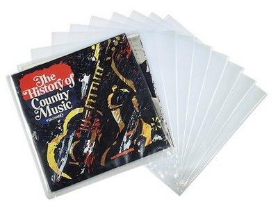 Hama LP Protection Sleeves 10 stuks