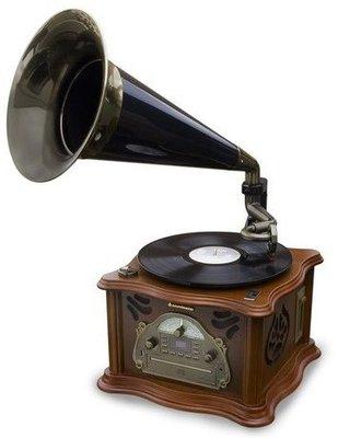 Soundmaster NR916 platenspeler