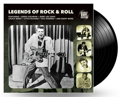 Ricatech Legends of Rock & Roll LP