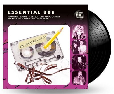 Ricatech Essential 80s LP