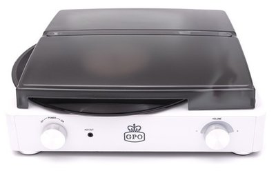GPO Stylo II white platenspeler