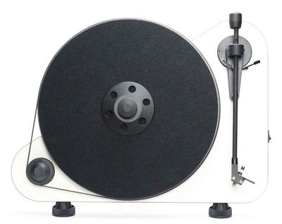 Pro-Ject VT-E Right wit platenspeler