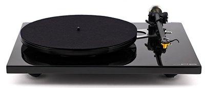 Rega RP6 Exact black platenspeler