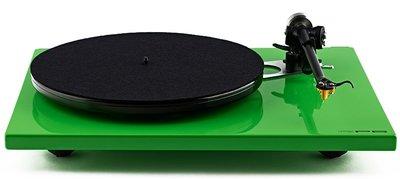 Rega RP6 Exact green platenspeler