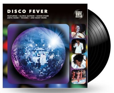 Ricatech Disco Fever LP