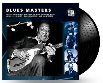 Ricatech Blues Masters LP