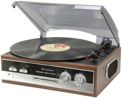 Soundmaster PL186H platenspeler
