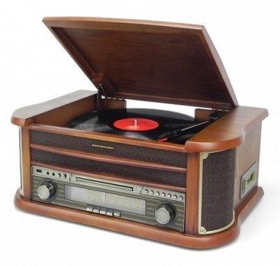 Soundmaster NR540 platenspeler