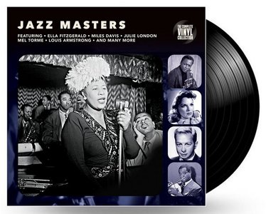 Ricatech Jazz Masters LP